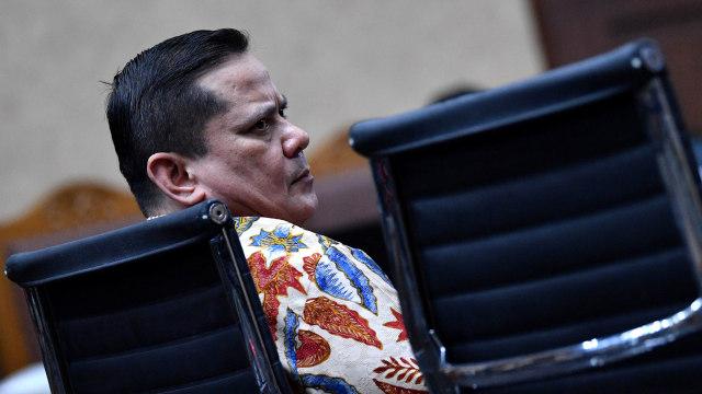 Sekretaris Djoko Tjandra Akui Serahkan Rp 8,5 M ke Tommy Sumardi (500564)