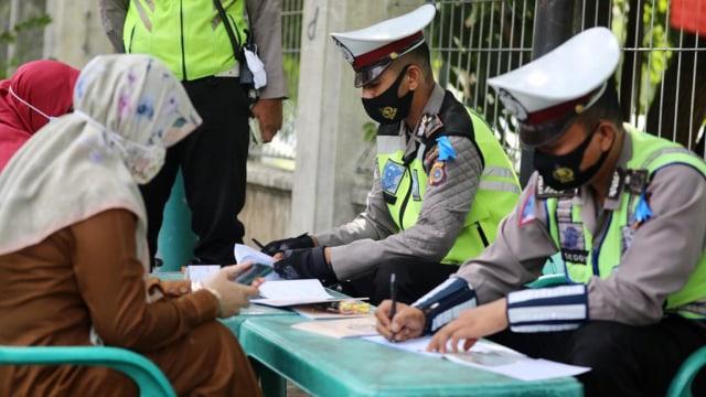Dua Pekan Operasi Zebra di Aceh, Polisi Tilang 1.875 Pelanggar Lalu Lintas (311623)