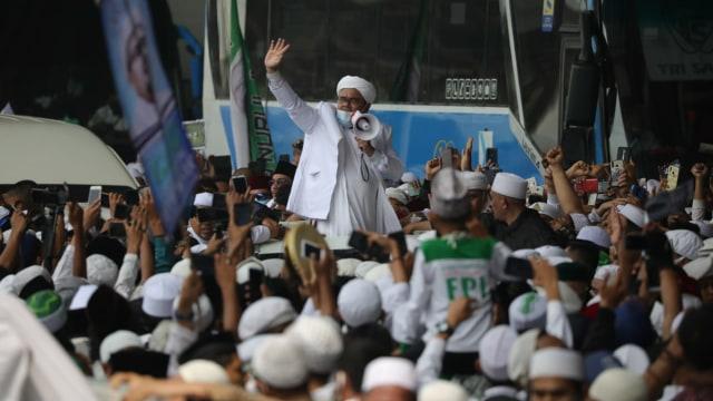 Wagub DKI soal Pernikahan Anak Habib Rizieq: Harus Patuhi Protokol Corona (109551)
