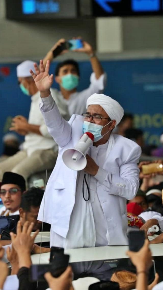 JK: Masalah Habib Rizieq Begitu Hebat karena Ada Kekosongan Kepemimpinan  (130257)
