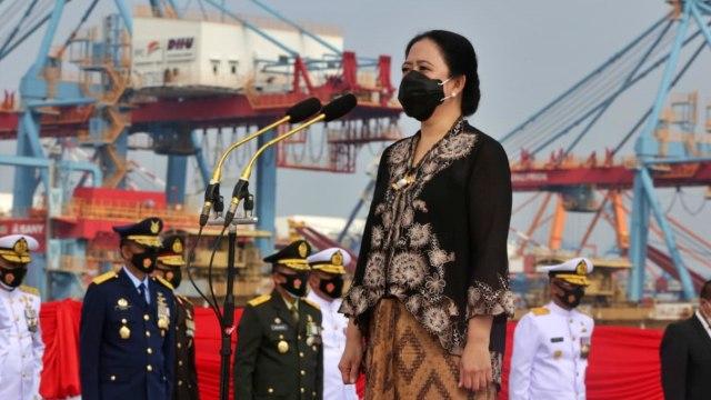 Puan soal Dapat Bintang Mahaputera dari Jokowi: Amanah, Makin Teguh Pimpin DPR (105589)