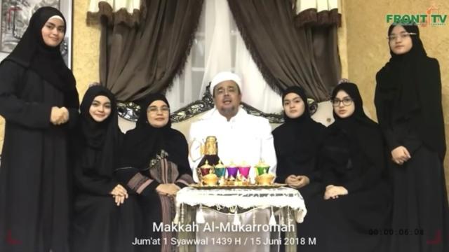 Menyoal Protokol Corona Habib Rizieq Setelah Pulang dari Arab Saudi (3)