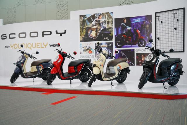 Segini Biaya Servis Honda Scoopy di Tahun Pertama  (12493)