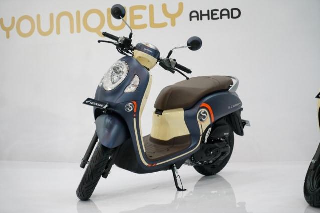 Segini Biaya Servis Honda Scoopy di Tahun Pertama  (12492)