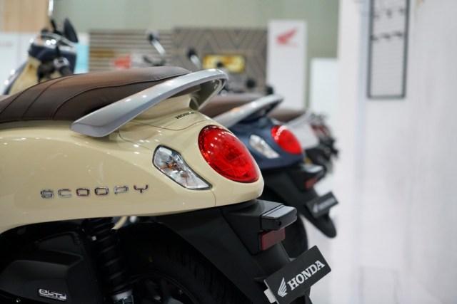 Foto: Lebih Dekat dengan All New Honda Scoopy, Apa Saja yang Berubah? (48506)