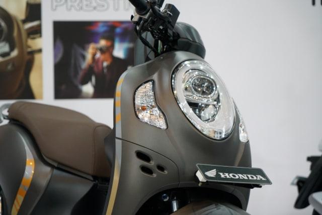 Foto: Lebih Dekat dengan All New Honda Scoopy, Apa Saja yang Berubah? (48512)