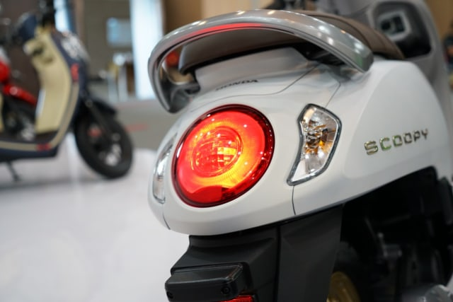 Foto: Lebih Dekat dengan All New Honda Scoopy, Apa Saja yang Berubah? (48514)