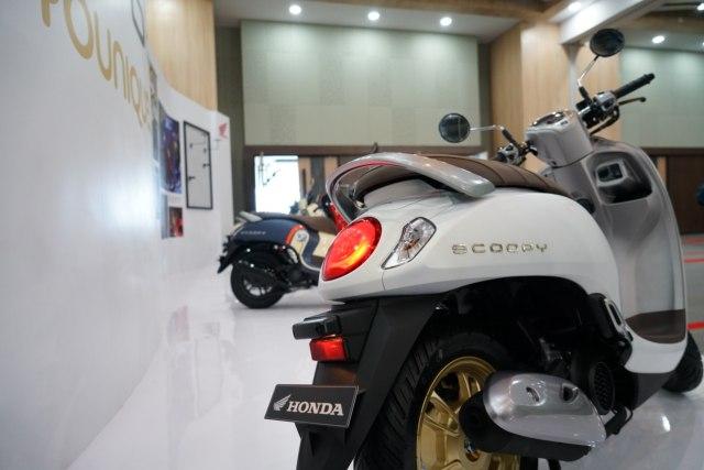 Foto: Lebih Dekat dengan All New Honda Scoopy, Apa Saja yang Berubah? (48504)