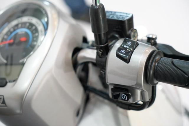 Foto: Lebih Dekat dengan All New Honda Scoopy, Apa Saja yang Berubah? (48516)
