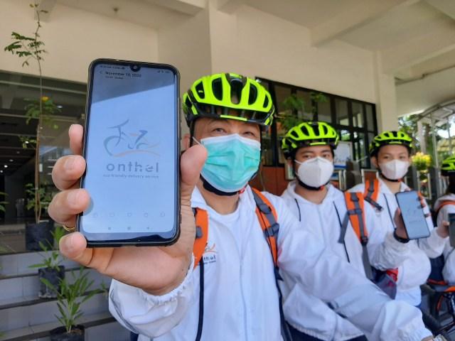 Onthel, Aplikasi Jasa Antar Barang yang Ramah Lingkungan (362151)