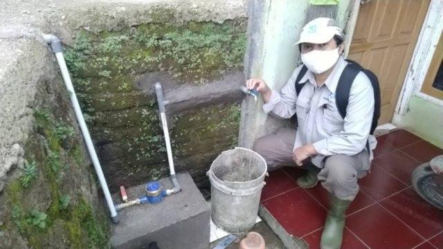 Geologi ITB dan Usaha Penuntasan Masalah Air Bersih di Desa Pangalengan (46421)