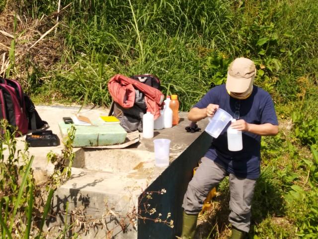 Geologi ITB dan Usaha Penuntasan Masalah Air Bersih di Desa Pangalengan (46422)