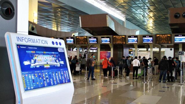 2 WN India yang Lolos dari Bandara Tanpa Karantina Akhirnya Ditangkap (70502)
