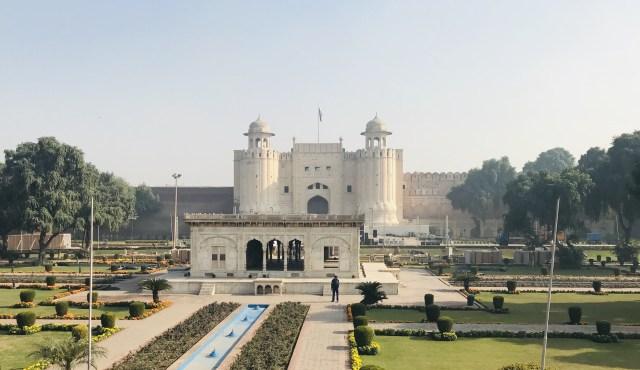 Menengok Kemasyhuran Dinasti Mughal di Lahore Pakistan (138627)