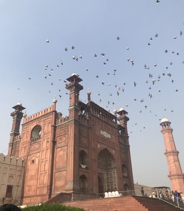 Menengok Kemasyhuran Dinasti Mughal di Lahore Pakistan (138630)