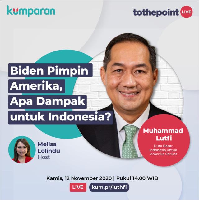 To The Point: Biden Pimpin Amerika, Apa Dampak untuk Indonesia? (26047)