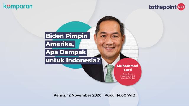 To The Point: Biden Pimpin Amerika, Apa Dampak untuk Indonesia? (26048)