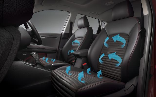 Jadi SUV Kompak Paling Terjangkau, Ini Fitur Andalan KIA Sonet Varian Teratas (558080)
