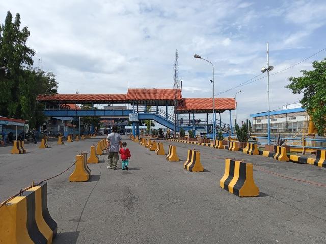 Nasib Penyeberangan Kapal Surabaya-Madura, Sekali Berangkat Cuma Angkut 20 Orang (317793)