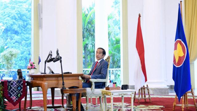 Jokowi Dorong Negara di Asia Timur dan Tenggara Bersatu Lawan COVID-19 (469106)