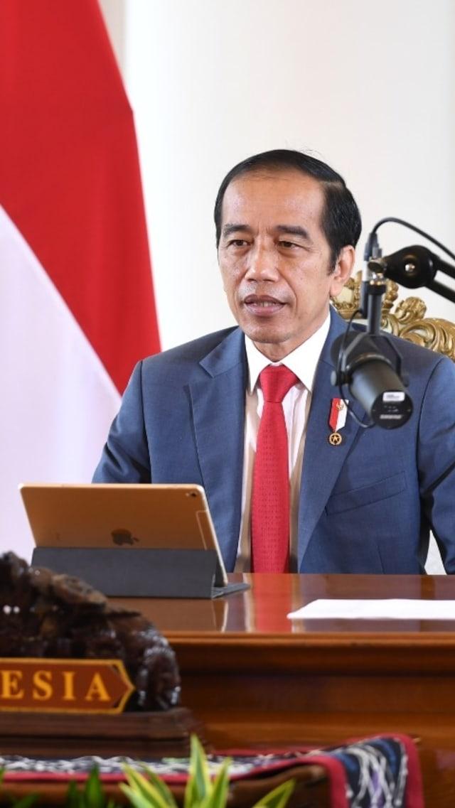 Jokowi Dorong Negara di Asia Timur dan Tenggara Bersatu Lawan COVID-19 (469105)