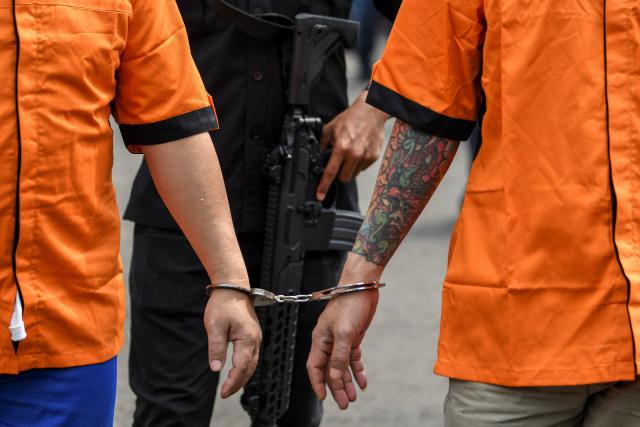 Polri Jawab Sindiran FPI soal Klaster Corona: Tahanan di RS Dirawat Maksimal (116150)