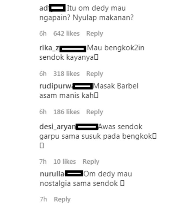 Komentar Lucu Netizen Saat Deddy Corbuzier Foto Bareng Juri MasterChef (342964)