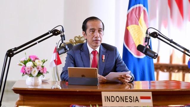 3 Pesan Utama Presiden Jokowi dalam Rangkaian KTT (75836)