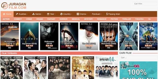 Juraganfilm Ilegal, Ini Platform Streaming film Legal (99917)
