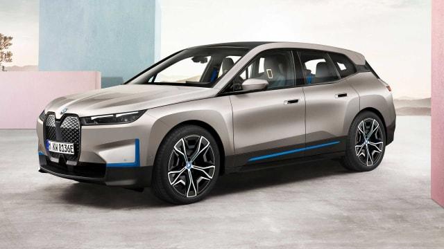 BMW Indonesia Akan Gempur Mobil Listrik Murni di 2022, i4 dan iX Termasuk! (372380)