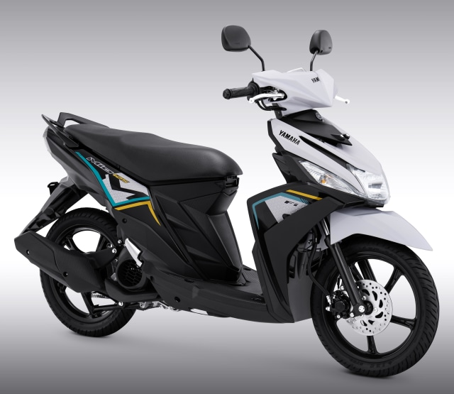 Yamaha Gear 125 Meluncur, Indikasi Mio Akan Disuntik Mati? (35885)