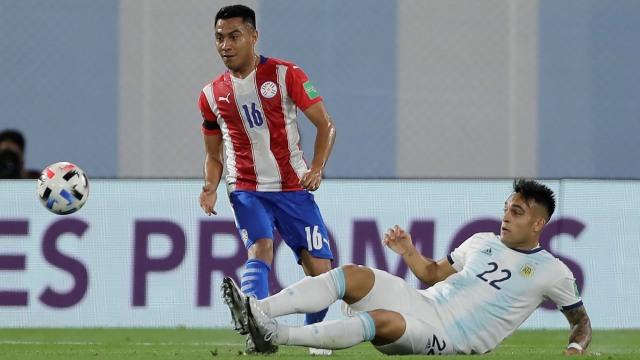 Argentina vs Paraguay: VAR Batalkan Gol Messi, 'Tim Tango' Gagal Menang (1)