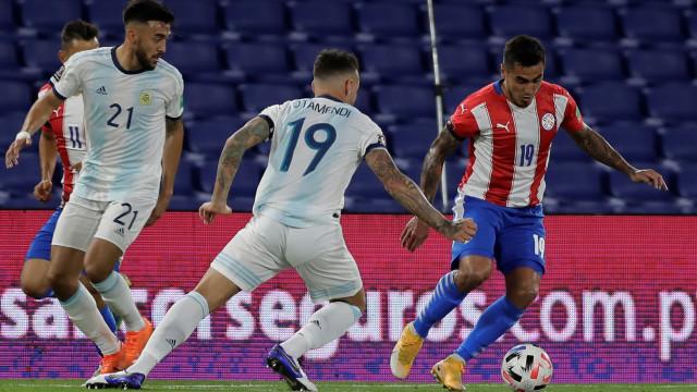 Argentina vs Paraguay: VAR Batalkan Gol Messi, 'Tim Tango' Gagal Menang (4)