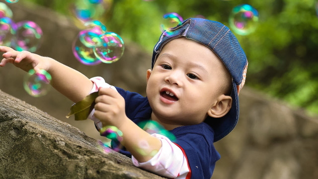 Manfaat Bermain Gelembung Sabun Bagi Perkembangan Anak (446777)