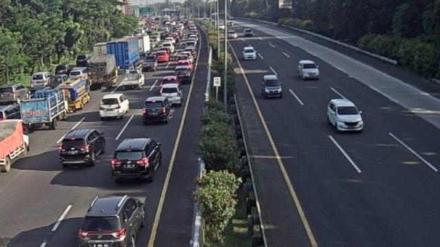 Ada Perbaikan Jembatan, Tol Jagorawi Berlakukan Contraflow Mulai Hari Ini (273342)