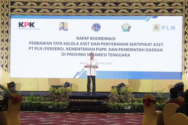 KPK, PLN dan Kementerian ATR/BPN Berhasil Amankan 1.419 Persil Aset Tanah (162957)