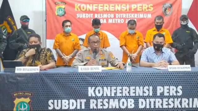 5 Fakta Penusukan Pendukung Cawalkot Makassar di Tanah Abang (200781)