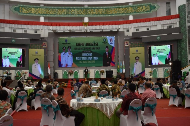 Khofifah Resmikan Pusat Studi Jawa Timur di Universitas Islam Malang (279847)