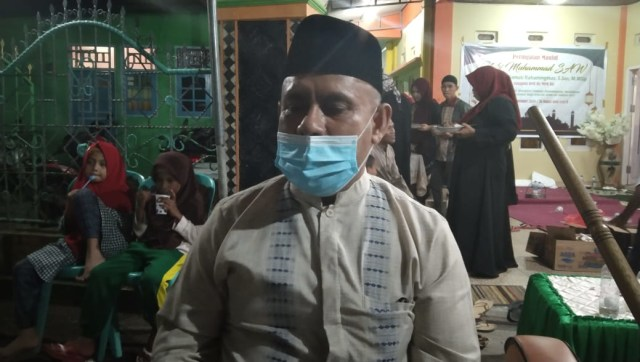 Anggota DPD RI: Manusia Harus Berdoa Agar Pandemik COVID-19 Segera Berlalu (84455)