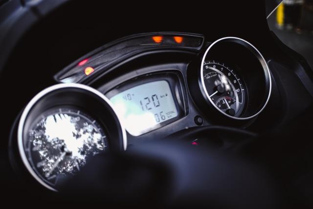 Foto: Lebih Dekat dengan Piaggio MP3 500 HPE, Skutik Canggih Beroda 3 (85198)