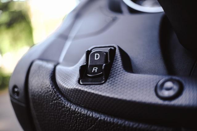 Foto: Lebih Dekat dengan Piaggio MP3 500 HPE, Skutik Canggih Beroda 3 (85207)
