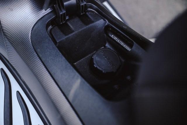 Foto: Lebih Dekat dengan Piaggio MP3 500 HPE, Skutik Canggih Beroda 3 (85206)