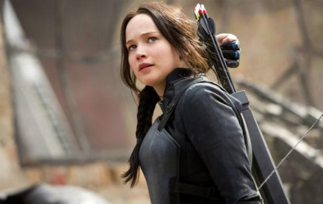Sinopsis The Hunger Games: Mockingjay Part 1, Film Fiksi Ilmiah yang Populer (196147)
