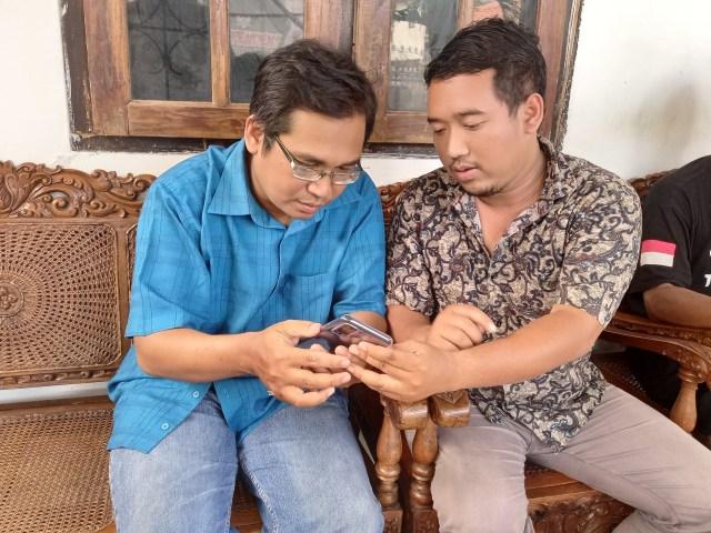 WhatsApp Humas Tim Bajo Dibajak, Minta Transferan Sejumlah Uang (55499)