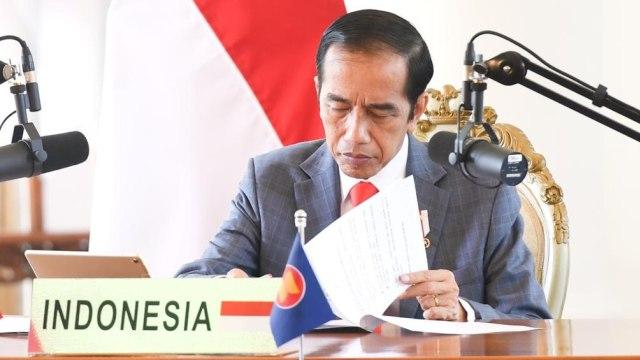 Jokowi Perkenalkan Susunan Lengkap Direksi LPI, Eks Dirut Bank Permata Jadi CEO (11138)