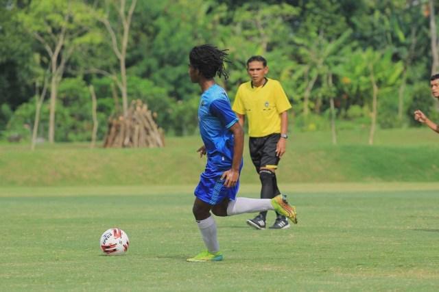 Mengenal Ronaldo Kwateh, Pemain Berdarah Afrika yang Menghiasi Skuat Timnas U-16 (132556)