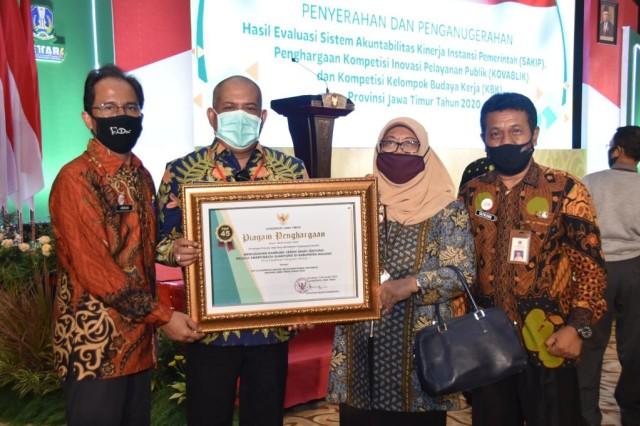 Pemkab Malang Masuk 45 Besar Kompetisi Inovasi Pelayanan Publik (52141)