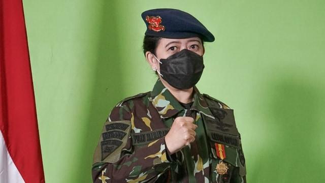Puan Maharani Jadi Warga Kehormatan Korps Brimob (200552)