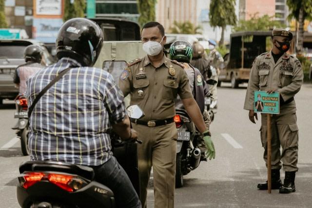 Operasi Yustisi di Aceh Jaring 683 Pelanggar Protokol Kesehatan dalam 2 Hari (320959)
