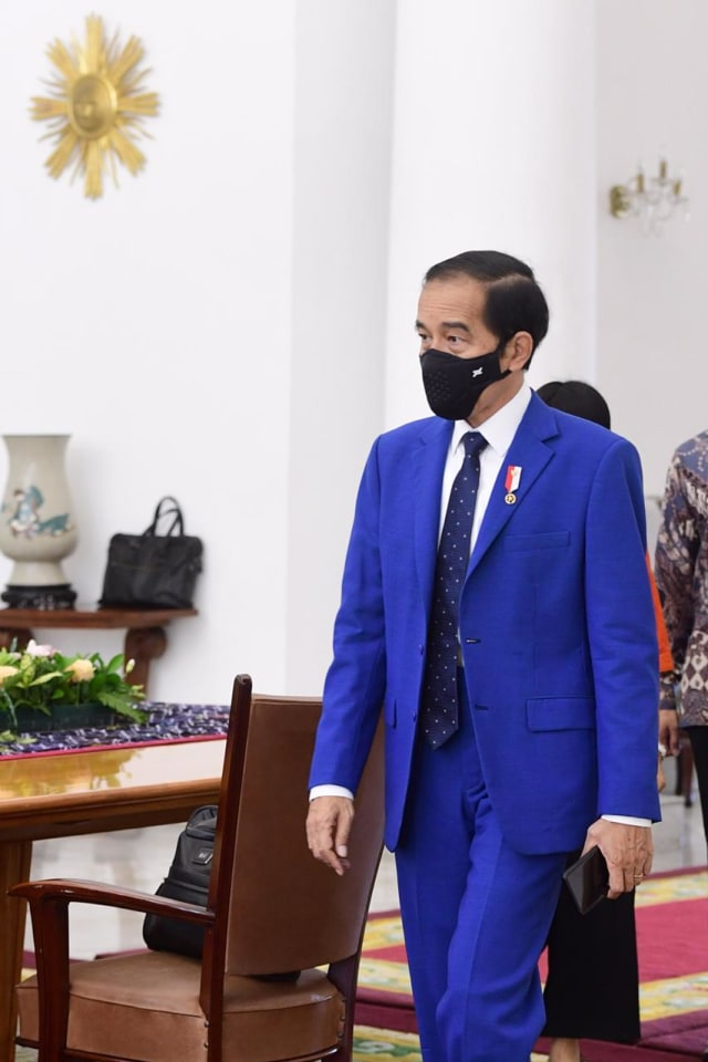 Presiden Jokowi Hadiri KTT ASEAN-PBB dan KTT RCEP Secara Virtual (152766)